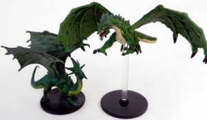 green dragons