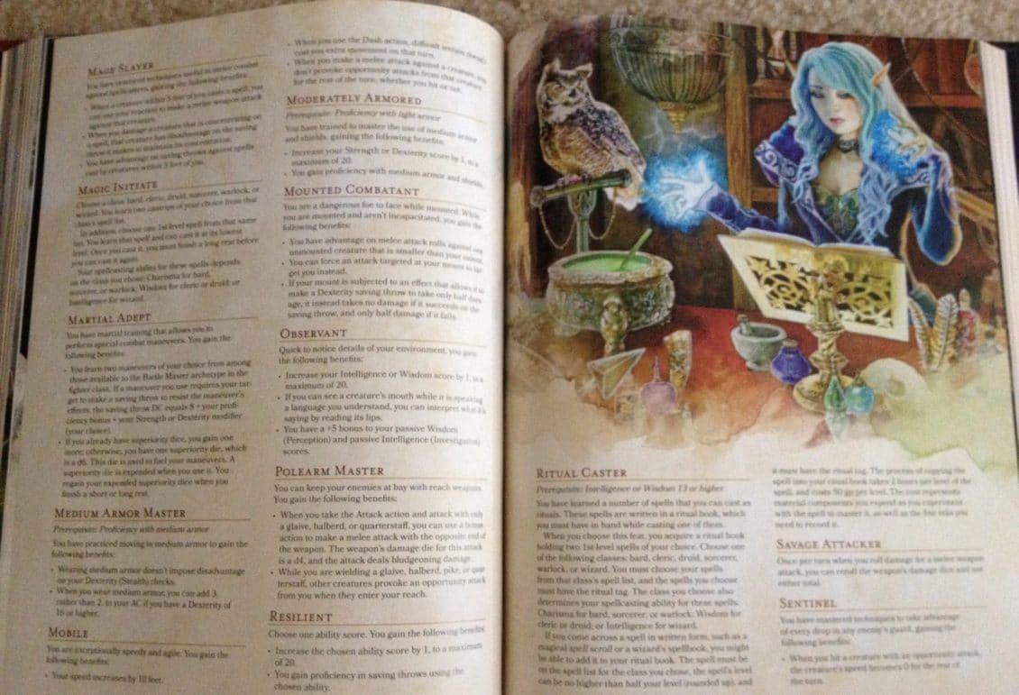 D&D 5e Wizard : A Look at the Class