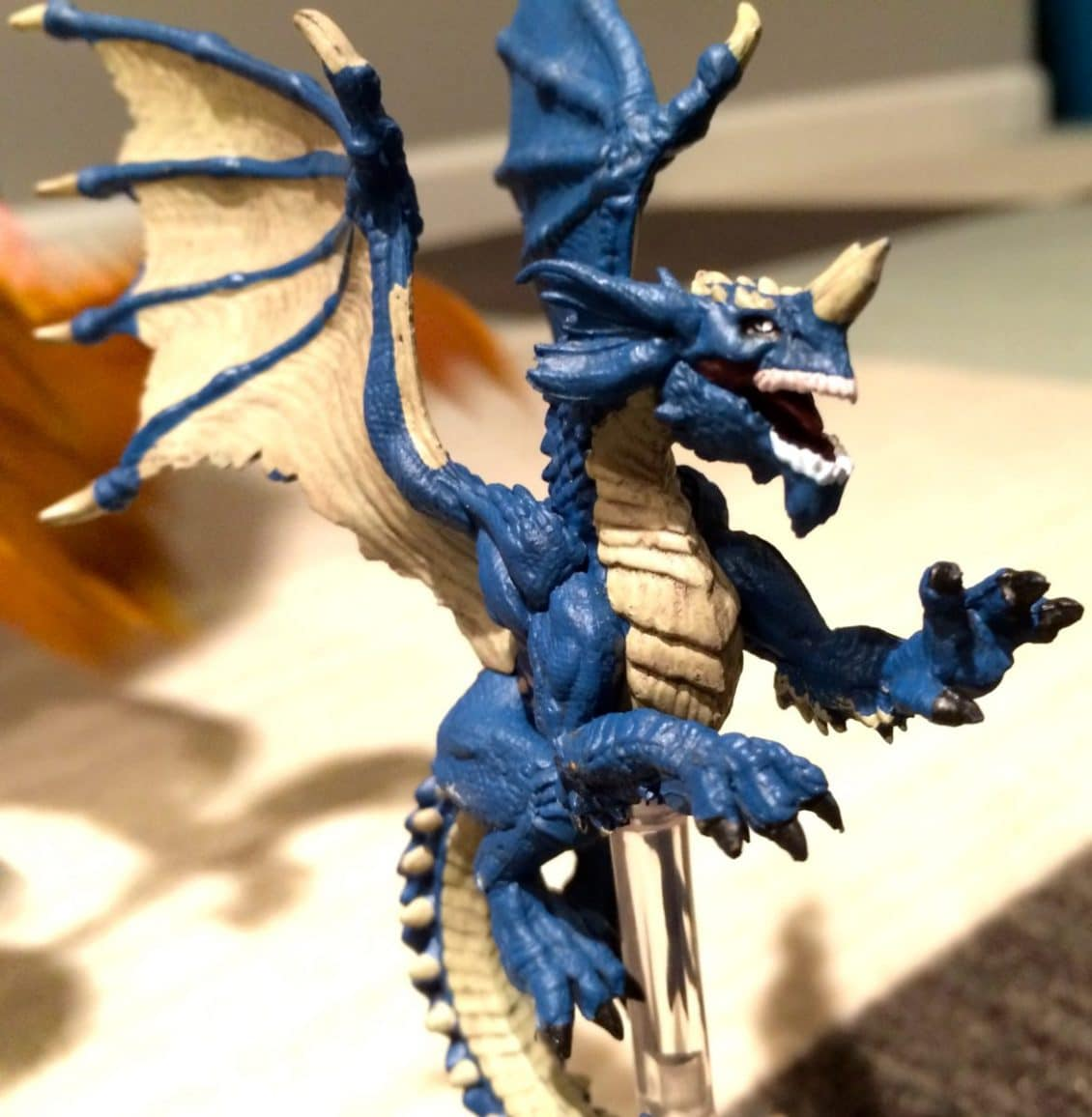 Blue Dragon Dd: Dungeons And Dragons: A Review Of D&D Attack Wing