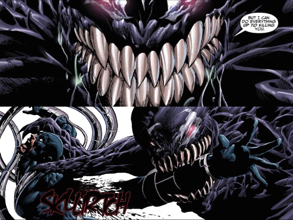 Toothless Venom - Nerds on Earth