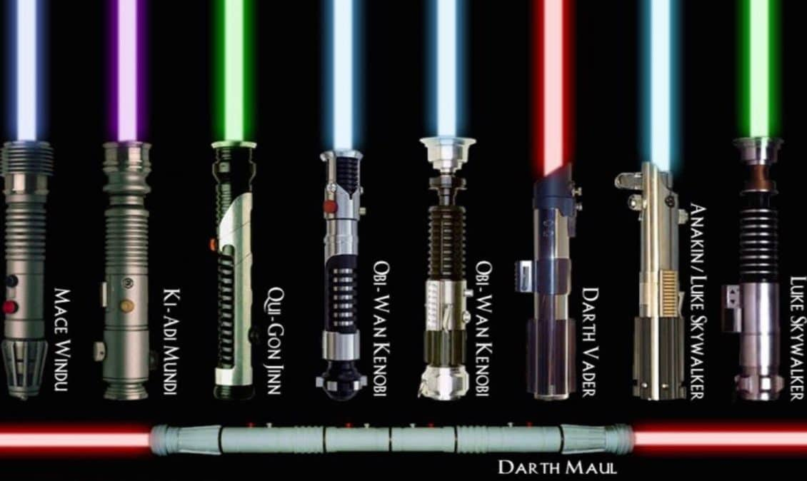 7 Distinct Forms of Lightsaber Combat