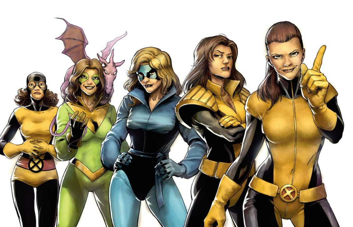Nerd Crush on Kitty Pryde