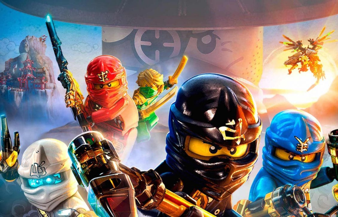 Why doesn 39 t lego ninjago get the love it deserves - Ninja ninjago ...
