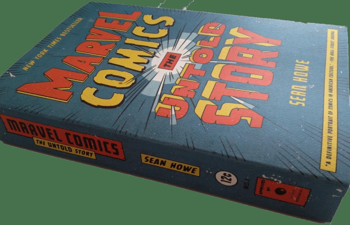 marvel comics untold story