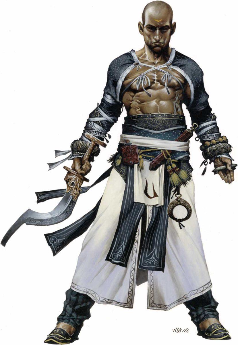 D&D 5e Monk: Creating a Ninja