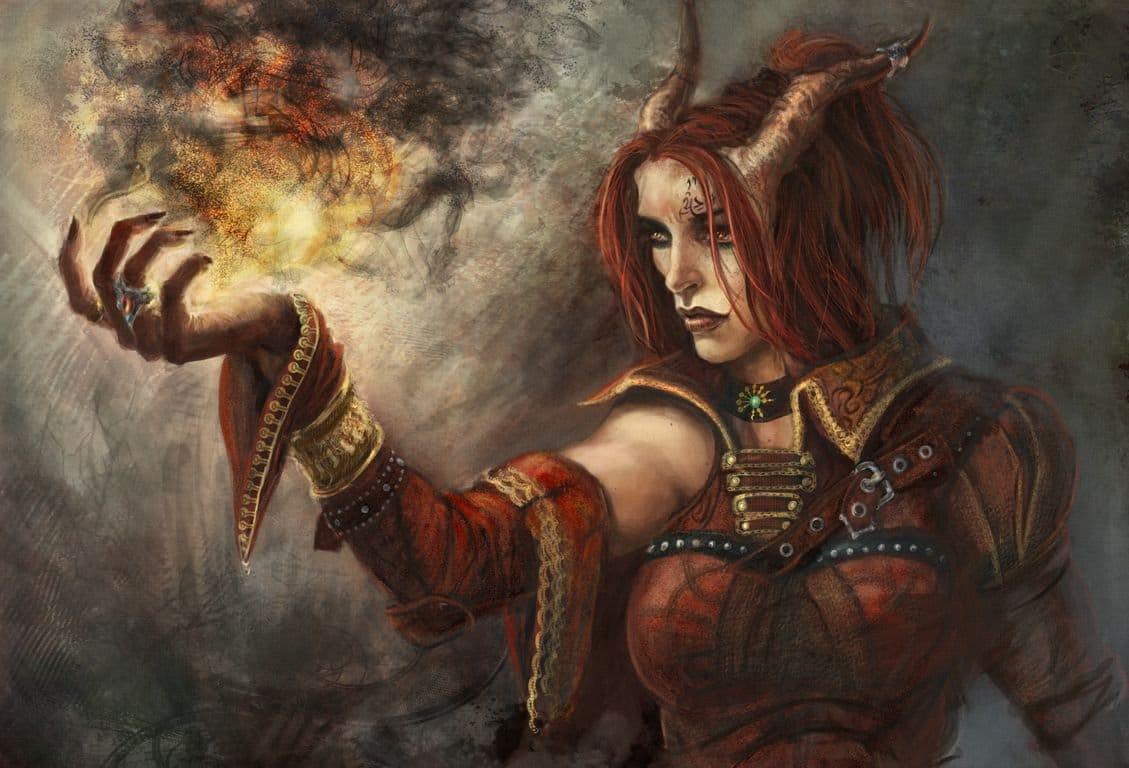 Warlocks Dragons: D&D 5e Warlock: A Look At The Class