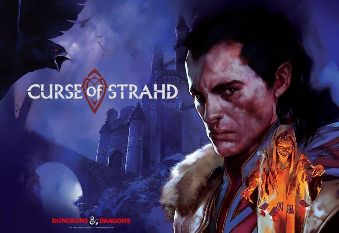 Review Of Curse Strahd Bringing Ravenloft To DampD 5e