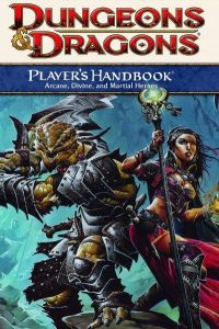 D&D 4th Edition (4e)