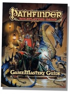 The Pathfinder RPG GameMastery Guide