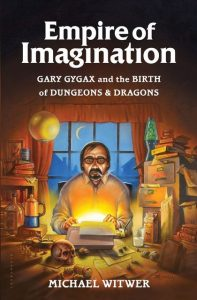 empire of imagination gygax cover