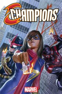 marvel champions cover