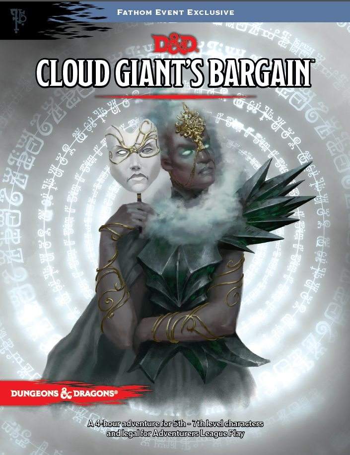 Cover of Cloud Giant's Bargain