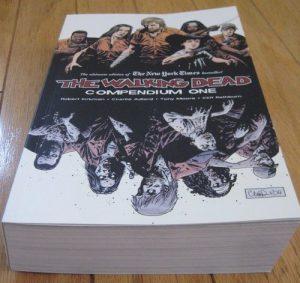 the walking dead compendium 1 pdf