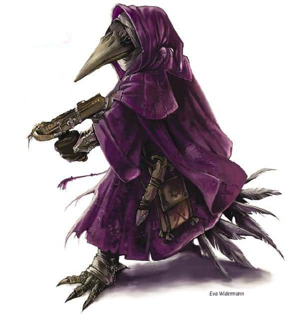 A Look at (Half) the Playable Races from Volo's Guide to