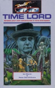 doctor who time lord roleplaying game