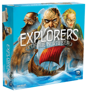 Explorers of the North Seas
