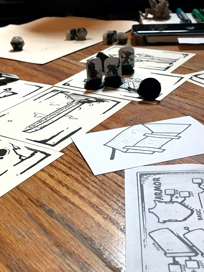 The Index Card Roleplaying Game: A Great First RPG