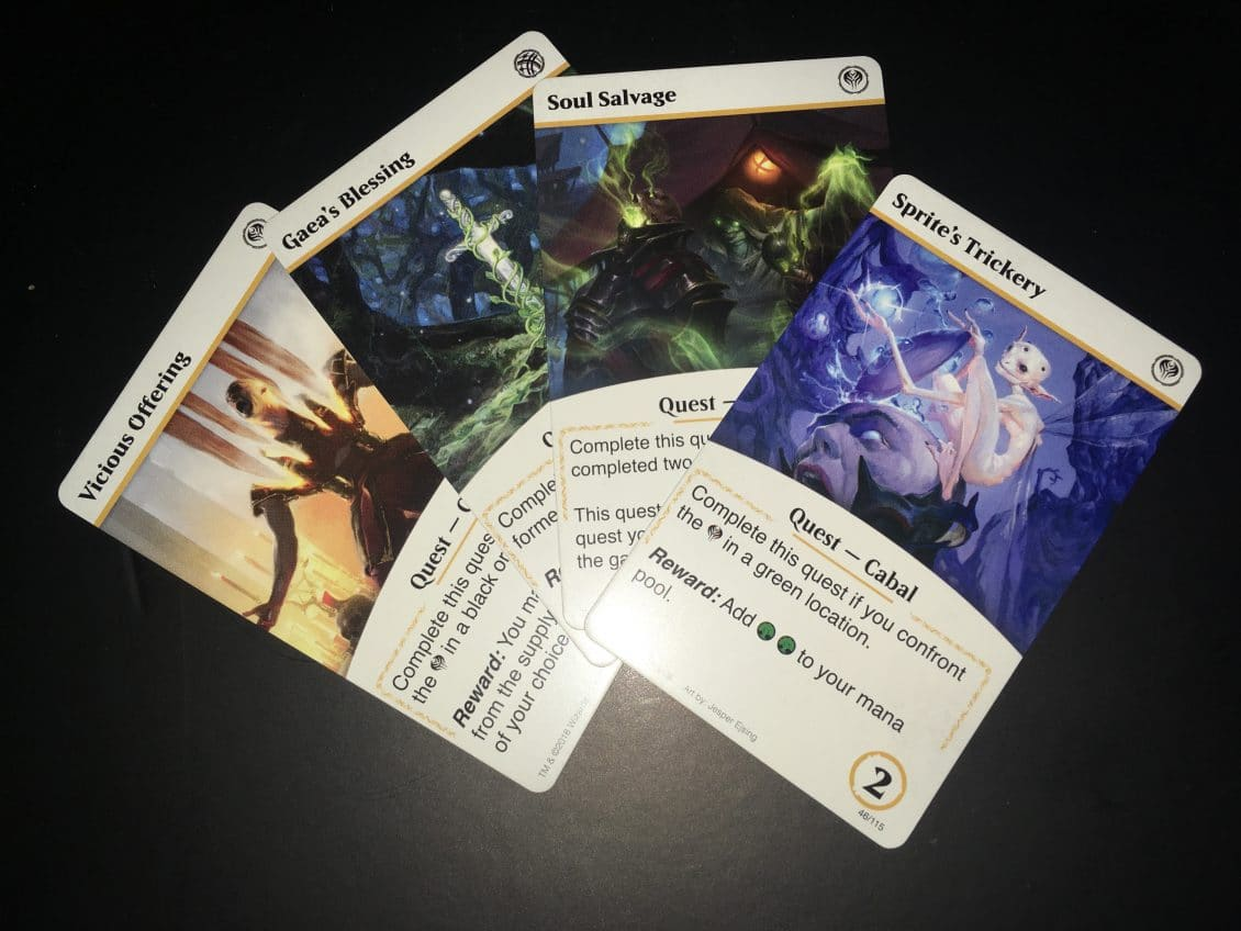 Spiel HEROES OF DOMINARIA PREMIUM EDITION MAGIC: THE GATHERING WizKids OVP